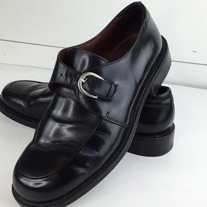 Cole Haan City Men's Shoe Monk Strap Dress Casual